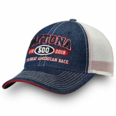 Fanatics Branded ファナティクス ブランド スポーツ用品  Fanatics Branded Blue 2018 Daytona 500 Trucker Hat