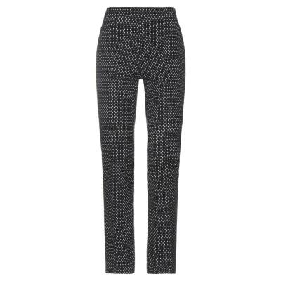 AKRIS PUNTO パンツ ブラック 36 コットン 61% / ナイロン 34% / ポリウレタン 5% パンツ