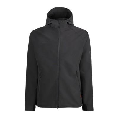 アウトドアジャケット マムート Macun SO Hooded Jacket AF Men's L 00150(phantom)