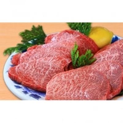 伊萬里牛赤身ステーキ 12枚(1.2kg)ソース2種付き