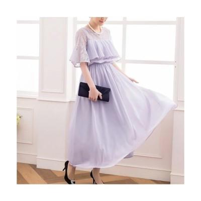 ハロウィンSALE パーティードレス レース ワンピース 結婚式 服装 40代 女性 ドレス レディース 30代 50代 20代 お呼ばれ 親族