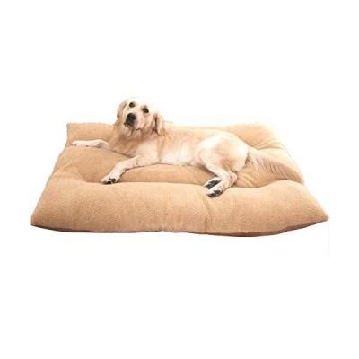 wan nyan paradise 犬 猫 等 ペット ぐっすり眠る ふんわり ベッド マット クッション (65×50cmサイズ 推奨体重13kg以