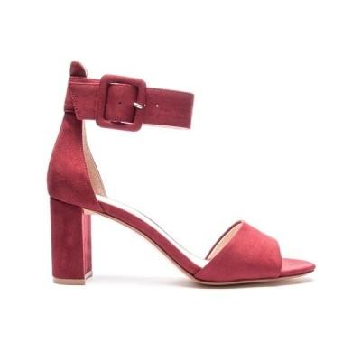 チャイニーズランドリー サンダル シューズ レディース Rumor Women's Dress Sandals Red