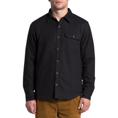 ザ ノースフェイス The North Face メンズ シャツ トップス campshire long-sleeve shirt TNF TNF Black