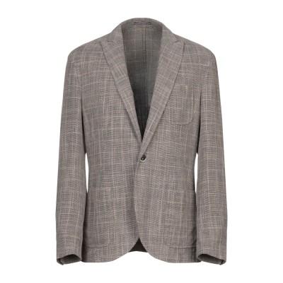 ローダ RODA テーラードジャケット ベージュ 52 コットン 70% / 麻 30% テーラードジャケット