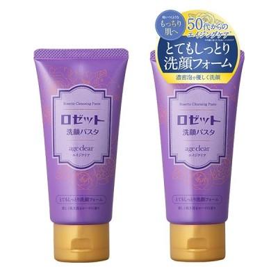 ロゼット 洗顔パスタ エイジクリア とてもしっとり洗顔フォーム 120g