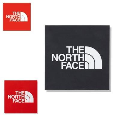 THE NORTH FACE ノースフェイス TNF Square Logo Sticker スクエアロゴステッカー NN32014 【シール/カスタム/国内正規品】【メール便・代引不可】