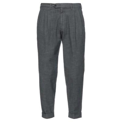 ドルモア DRUMOHR パンツ 鉛色 50 コットン 98% / ポリウレタン 2% パンツ