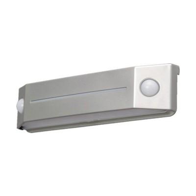 IRIS 乾電池式LEDセンサーライト フットタイプ 電球色 ( BOS-FL2-WS ) アイリスオーヤマ(株) LED事業本部