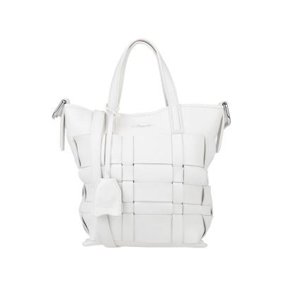 3.1フィリップリム 3.1 PHILLIP LIM ハンドバッグ ホワイト 革 ハンドバッグ