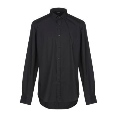 リプレイ REPLAY シャツ ダークブルー S コットン 97% / ポリウレタン 3% シャツ