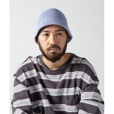 Ray's Store / Paper Blend Knit Bucket Hat / ペーパーブレンドニットバケットハット MEN 帽子 > ニットキャップ/ビーニー