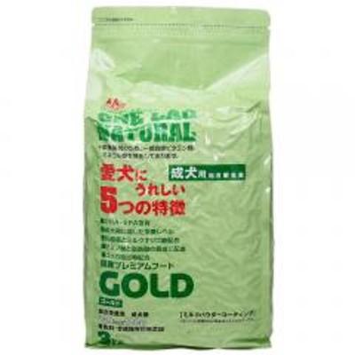 森乳 ワンラック ナチュラル ゴールド (成犬用) 3kg ドッグフード