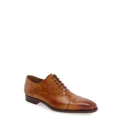 マグナーニ MAGNANNI メンズ 革靴・ビジネスシューズ シューズ・靴 Saffron Cap Toe Oxford Cuero Leather