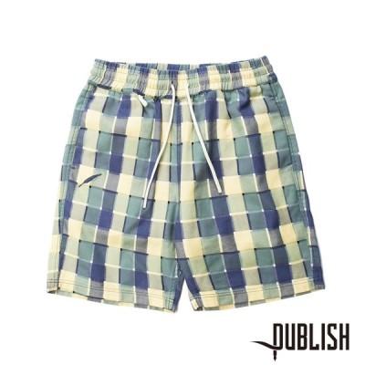 【PUBLISH BRAND/パブリッシュブランド】FRAN ショートパンツ / BLUE