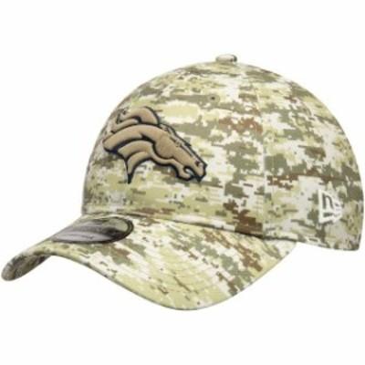 New Era ニュー エラ スポーツ用品  New Era Denver Broncos Camo Digi 9TWENTY Adjustable Hat