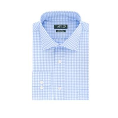 ラルフローレン メンズ シャツ トップス Regular Fit Ultra Flex Gingham Dress Shirt