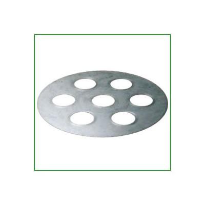 セイロ用台皿 7穴 直径580 (業務用)