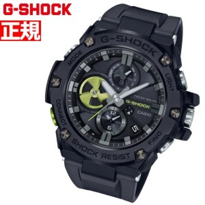 Gショック Gスチール G-SHOCK G-STEEL ソーラー 腕時計 メンズ GST-B100B-1A3JF ジーショック