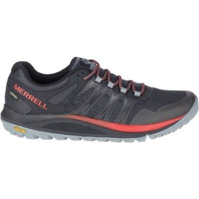メレル メンズ スニーカー シューズ Merrell Men's Nova GOR-TEX Trail Running Shoes