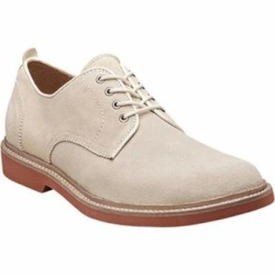 フローシャイム 革靴・ビジネスシューズ Bucktown Plain Ox White Suede