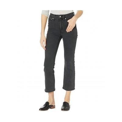 Madewell レディース 女性用 ファッション ジーンズ デニム Cali Demi-Boot Jeans in Starkey Wash - Starkey Wash