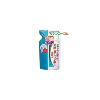アクアモイスト 保湿化粧水 ha しっとりタイプ つめかえ用 ( 160ml )/ アクアモイスト