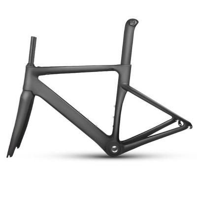 フルカーボン ロードバイク フレームセット 自転車パーツ UD炭素繊維 LN-67