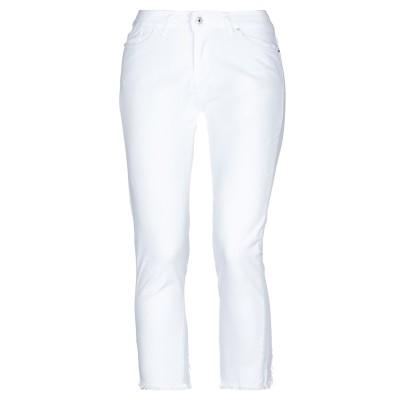 KLIXS ジーンズ ホワイト 28 コットン 97% / ポリウレタン 3% ジーンズ