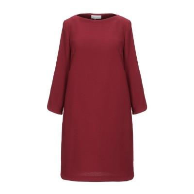 ロートレ ショーズ L' AUTRE CHOSE ミニワンピース&ドレス ボルドー 40 ウール 100% ミニワンピース&ドレス