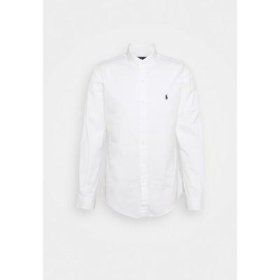 ラルフローレン シャツ メンズ トップス Shirt - white