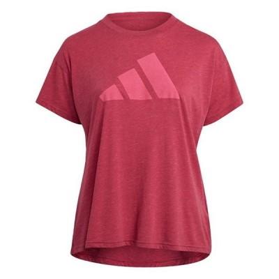 アディダス Tシャツ レディース トップス adidas Sportswear Winners 2.0 T-Shirt (Plus Size)