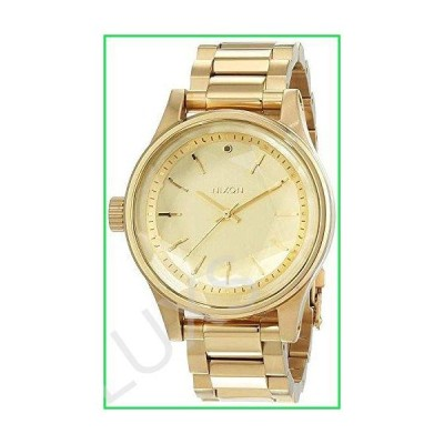 Nixon Womens Analogue Quartz Watch with Stainless Steel Strap A409502 並行輸入品