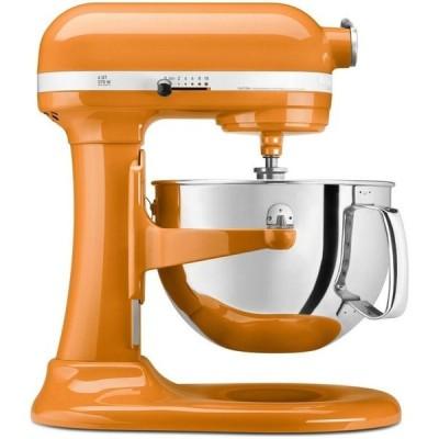 キッチンウェア ダイニング カトラリー キッチンエイド 6Qt Pro 600 Mixer - Tangerine