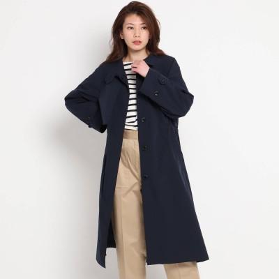 デッサン Dessin 【S~L】ベンタイルスタンドカラーコート (ネイビー)