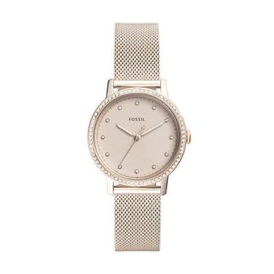 フォッシル Fossil 女性用 腕時計 レディース ウォッチ ピンク ES4364