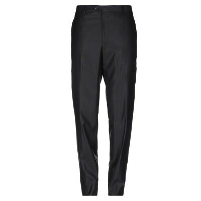 ピエール バルマン PIERRE BALMAIN パンツ ブラック 56 バージンウール 58% / シルク 37% / ナイロン 3% / ポリウ