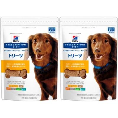 [2袋セット]ヒルズ 犬用 トリーツ ドライ 200g