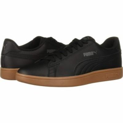 プーマ PUMA メンズ スニーカー シューズ・靴 Smash V2 L Puma Black/Gum