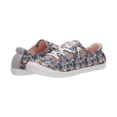 BOBS from SKECHERS ボブス スケッチャーズ レディース 女性用 シューズ 靴 スニーカー 運動靴 Beach Bingo - Pastel Paws - Gray/Multi