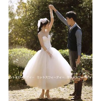 ウェディングドレス ウエディングドレス ロングドレス ビスチェ 結婚式 二次会 花嫁 前撮りドレス サテン オフホワイト フォトウエディング 披露宴 リゾート婚