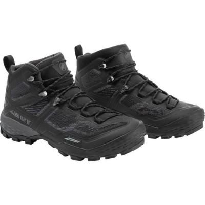 トレッキングシューズ メンズ 登山靴 メンズ 3030-03540 Ducan Mid GTX Men BLACK-DARK T  (MAT)(QCB02)
