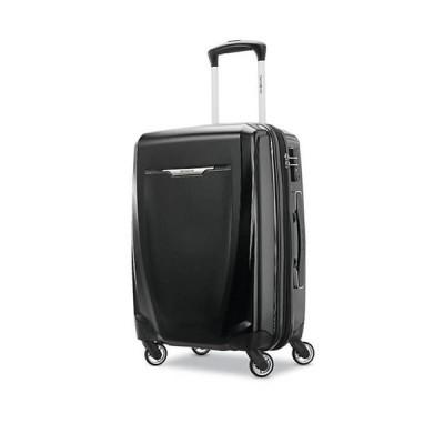 Winfield 3 DLX Carry-On Spinner Black 1207521041 (並行輸入品)