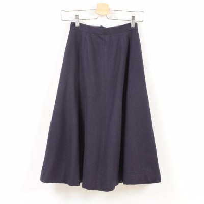 MADISON ロング フレアスカート レディースS /wax4990