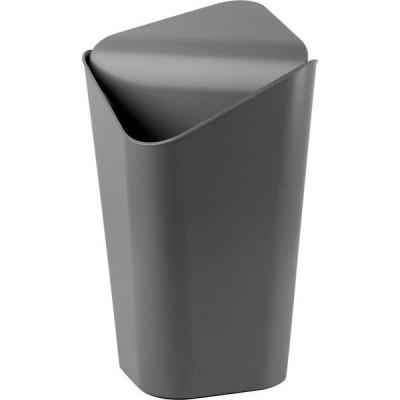 Umbra(アンブラ) コーナーカン 幅280×奥行255×高さ360mm チャコール 2086900149 1セット(3個入り)(直送品)
