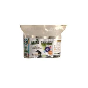 美利潔防臭環保清潔袋(小)45x58cm 35入x三卷裝 (約19L)