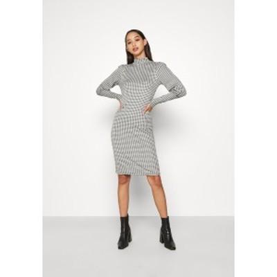 オンリー レディース ワンピース トップス ONLSANDY DRESS - Shift dress - light grey melange light grey melange