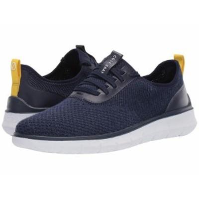 コールハーン メンズ スニーカー シューズ Generation Zerogrand Sneaker Marine Blue Stitchlite
