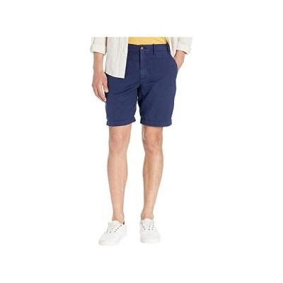 ポロ・ラルフローレン Cotton Linen Shorts メンズ 半ズボン Newport Navy