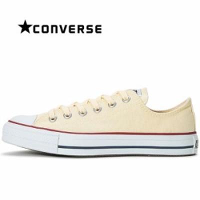 コンバース オールスター OX スニーカー レディース メンズ キャンバス シューズ 定番 靴 ローカット 男性 女性 白 CONVERSE ALL STAR OX